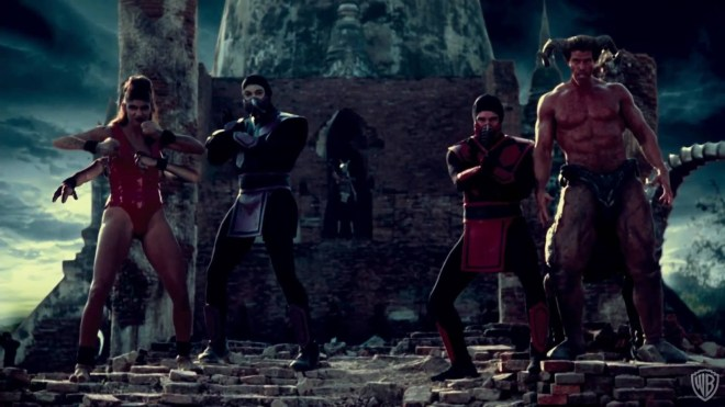 04 Mortal Kombat's Bizarre History of Movie and TV Adaptations | IGN
