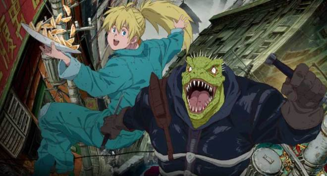 Dorohedoro The Best Anime Series on Netflix Right Now | IGN