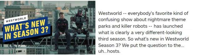 whats-new-in-westworld-s3-2 HBO's Westworld Season 3 Guide | IGN