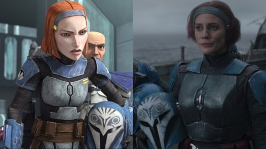 Bo-Katan and Boba Fett in The Mandalorian: How Old Are These Returning Characters? 3