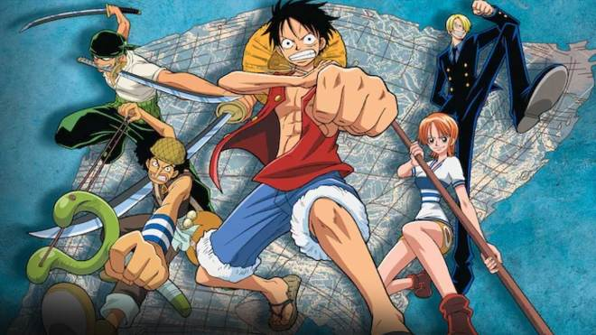 one-piece The Best Anime Series on Netflix Right Now | IGN