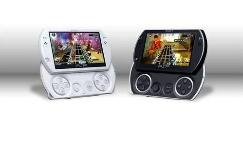PSP-Go The Evolution of PlayStation Hardware   IGN
