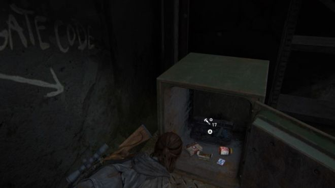 TLOU_Downtown_Safe2-720x405 Every Trading Card Location in The Last of Us 2 | IGN