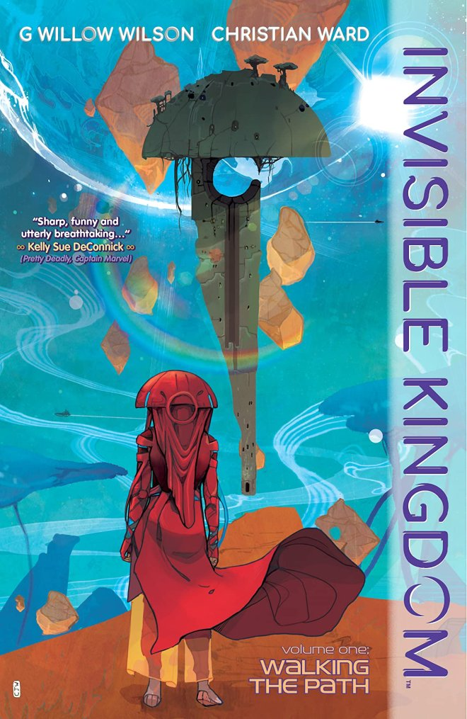 797217._SX1280_QL80_TTD_ Invisible Kingdom, Bitter Root and Guts Among 2020 Eisner Award Winners   IGN