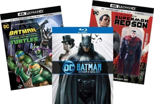 Daily Deals: Giant Savings on DC Movies and Games 4