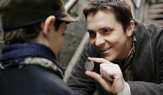 Christian Bale works his magic.
