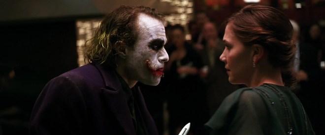 the-dark-knight-joker-rachel Christopher Nolan's The Dark Knight Plummets Into Real-World Terror | IGN