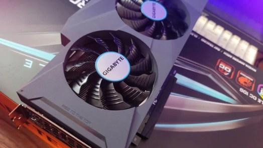 Gigabyte RTX 3080 Eagle OC 10G Review 2