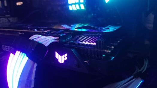 Asus RTX 3080 TUF Gaming OC Review 2