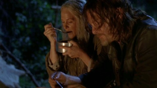 The Walking Dead: Best Daryl and Carol Moments 13