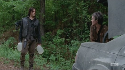 The Walking Dead: Best Daryl and Carol Moments 7