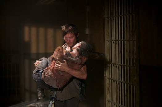 The Walking Dead: Best Daryl and Carol Moments 4