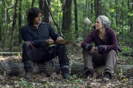 The Walking Dead: Best Daryl and Carol Moments 15