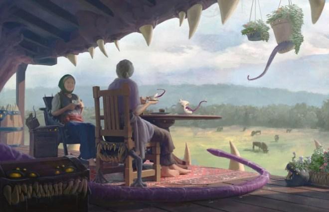 324245_Sam-Keiser-720x465 D&D: Get an Inside Look at Tasha's Cauldron of Everything | IGN