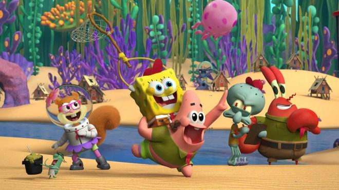 Kamp_Koral_Press_Art SpongeBob SquarePants: Kamp Koral First Look Image Revealed | IGN