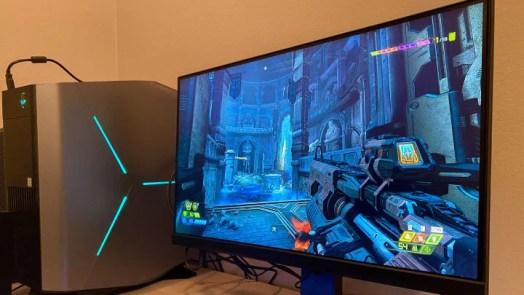 MSI Optix MAG251RX Review - IGN 2
