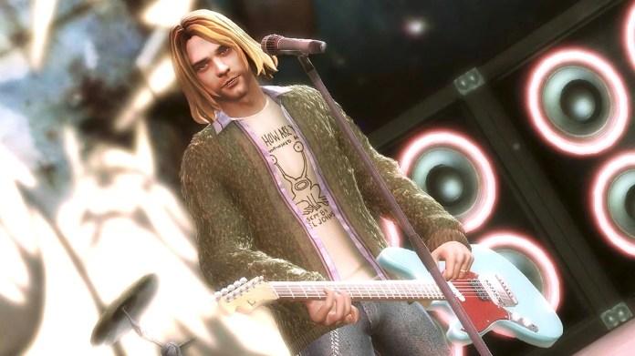 """Hey kids, I'm Kurt Cobain and this next one is... a Bon Jovi cover."""