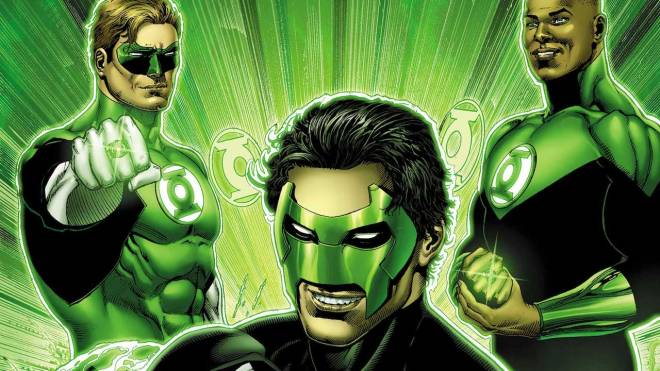 kyle-rayner All the Green Lanterns in the HBO Max Series   IGN