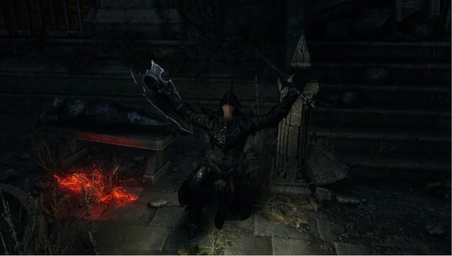 Distortion Demon's Souls PS5 Mystery Door Has Been Solved   IGN