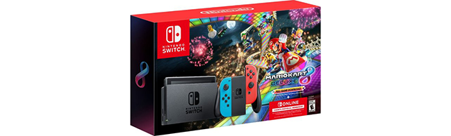 MKSwitch Black Friday Deals: Nintendo Switch Bundle Is Back (For Now) | IGN