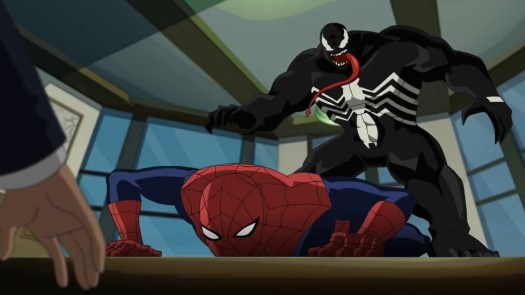 Ultimate Spider-Man's version of Venom may be inspiring the Insomniac universe.
