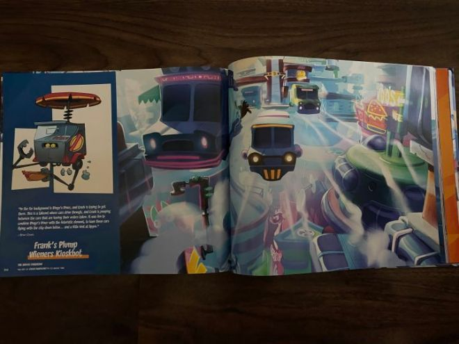IMG_2986-720x540 Spyro 4: Crash Bandicoot 4 Art Book May Include a Spyro Sequel Tease   IGN