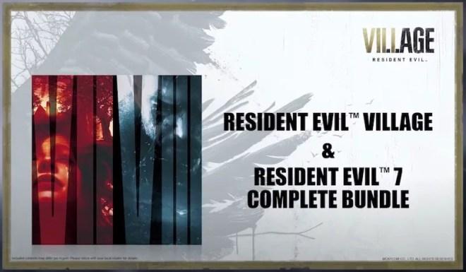 resident-evil-bundle Resident Evil Village Is on Sale for $49.94 (Out Friday)   IGN