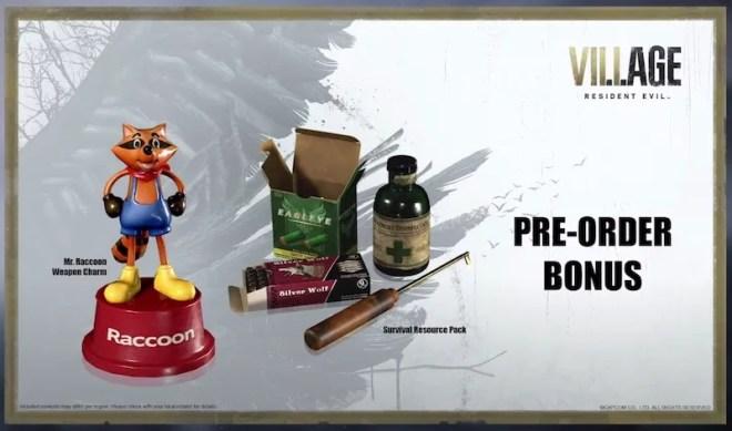 resident-evil-village-preorder-bonus Resident Evil Village Is on Sale for $49.94 (Out Friday)   IGN