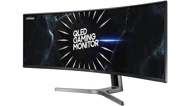 samsungcrg9 Daily Deals: Save $250 Off the Samsung Odyssey G7 27-Inch 1440p 1ms 240Hz G-SYNC QLED Gaming Monitor | IGN