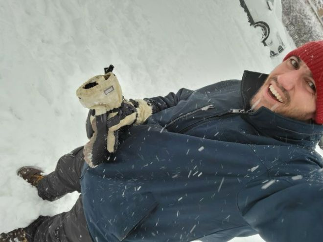 snowday-selfie-720x540 Samsung Galaxy S21 Review | IGN