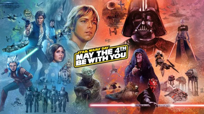 May-the-4th-Sale Star Wars Day: All the Best Deals on Movies, Gear, Games, and More | IGN