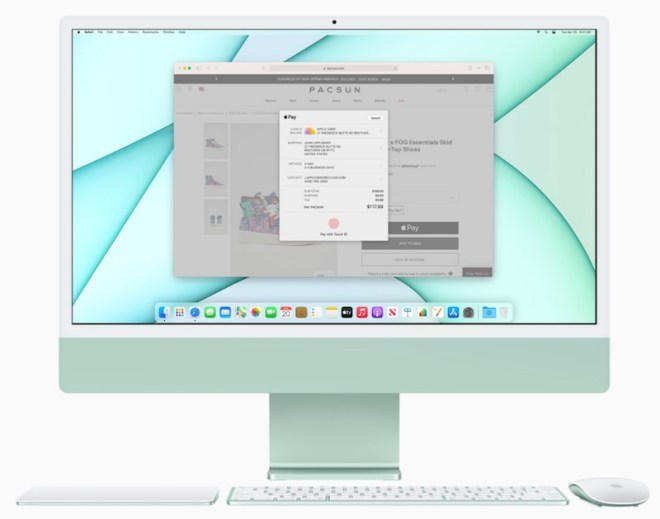 m1-imac-display The Colorful New M1 iMacs Are Up for Preorder | IGN