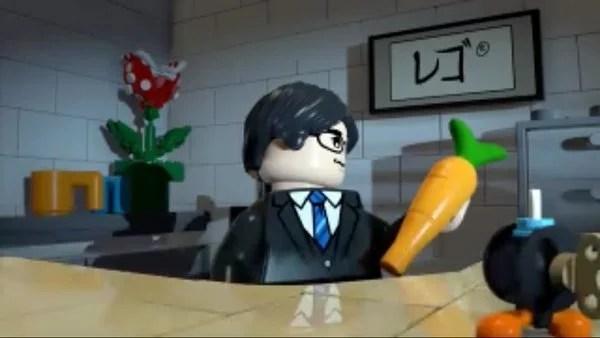 Lego Iwata