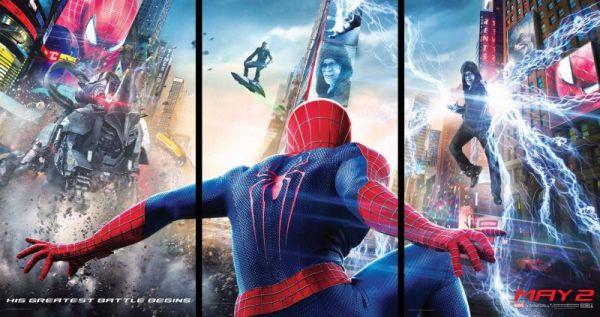amazing spider-man-2 poster