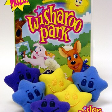 Wisharoo Park for Social Development and Self Esteem Review and Giveaway (6 Winners)