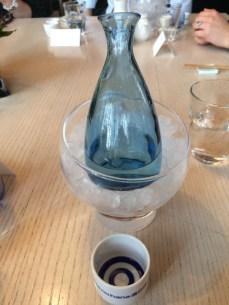 sake on ice