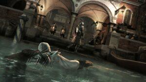 Oyunda dezavantaj olarak görünen su her daim avantajınız olacak.