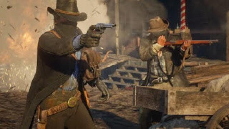 Red Dead Redemption 2 Mobil Uygulama