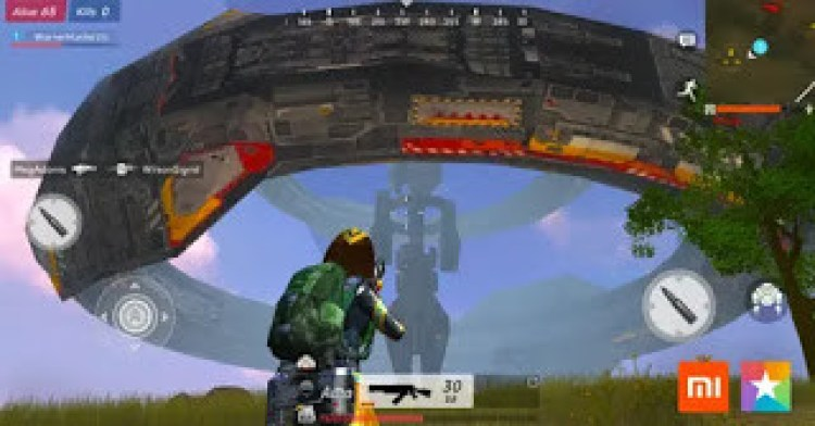 Survival Game - Xiaomi'nin Battle Royale Oyunu
