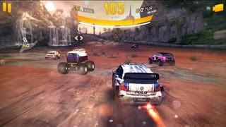 Asphalt Xtreme mobil yarış oyunu