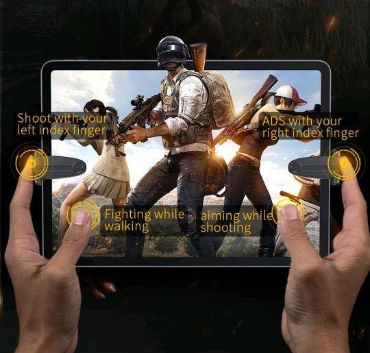 Baseus Pubg mobile tetik