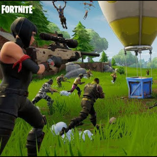 Fortnite Battle Royale mobil oyun