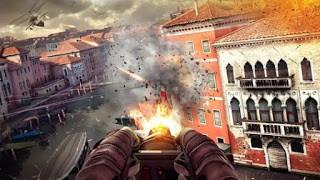 Modern Combat 5 yüksek grafikli savaş oyunu