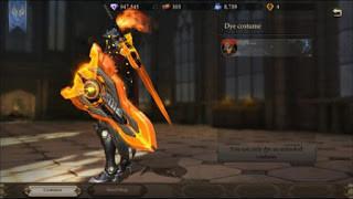 Soul Core kostüm rangers of Oblivion