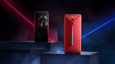 numbia red magic mars oyuncu telefonu