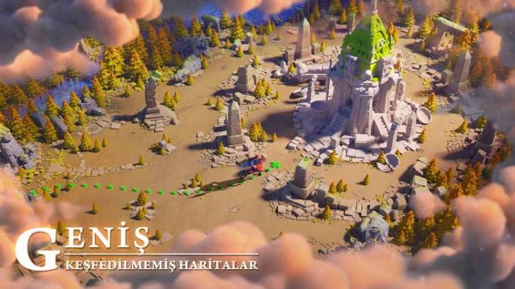 Rise of Kingdoms bütün Android ve IOS cihazlarda!