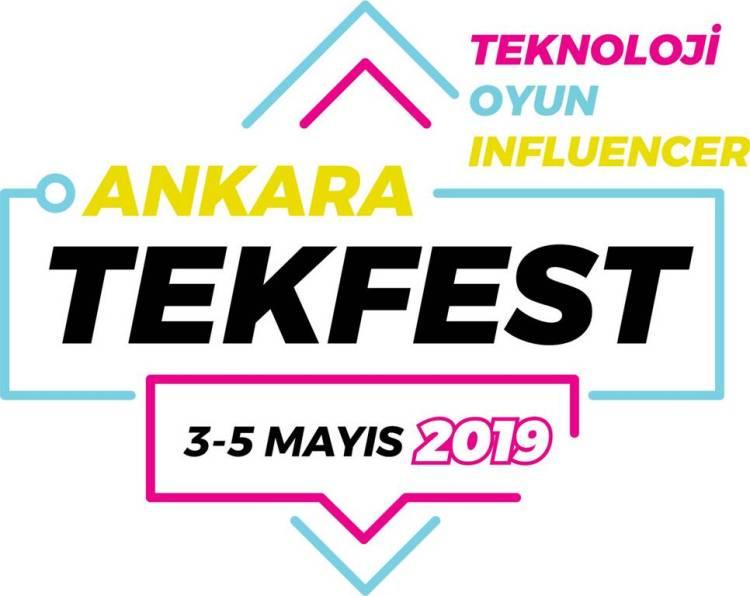 TEKFEST ANKARA Oyun ve Teknoloji Festivali'nde turnuva programı belli oldu!