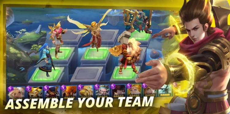 smite blitz taktiksel rpg mobil oyun