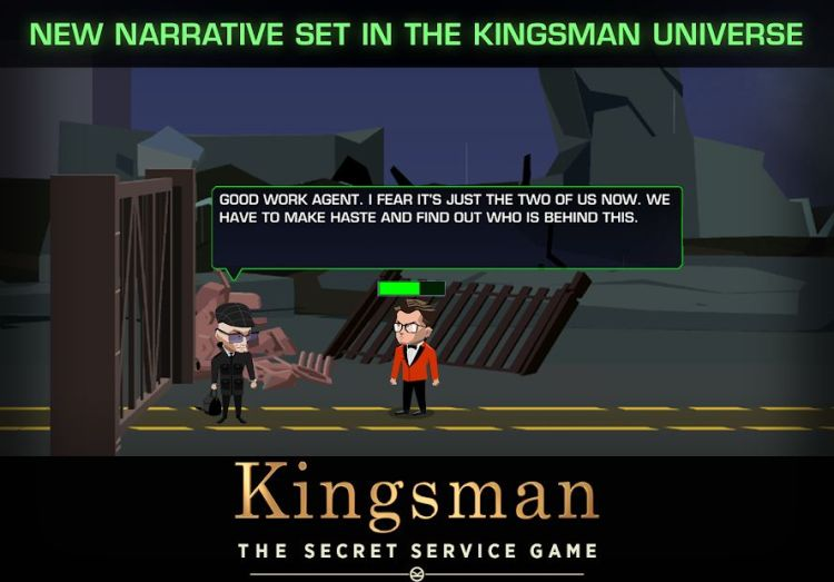 kingsman secret service game