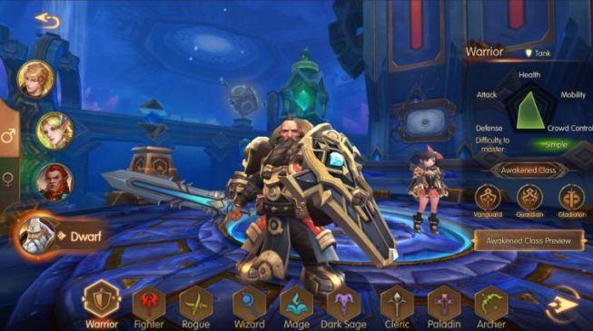 World of Kings Warrior